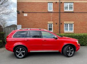 2012 62 REG Volvo XC90 2.4 D5 R-Design Geartronic 4WD 5dr