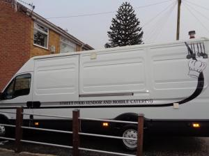 Iveco Daily catering van
