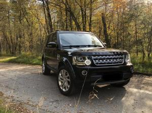 Land Rover Discovery 4,2015 (65) Black 4x4, Automatic Diesel