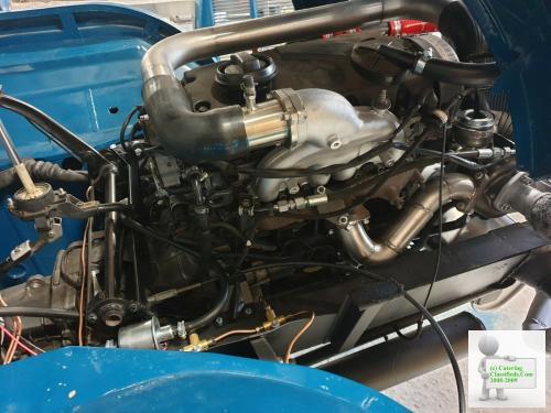 Citroen H Hy Hz van engine conversion
