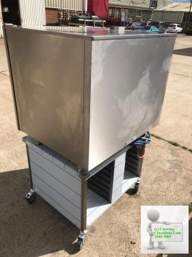 Eloma Genius T 6-11, 6 Grid Electric Combi Oven With Stand