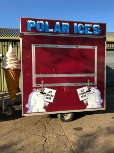 Ice Cream / Catering Trailer