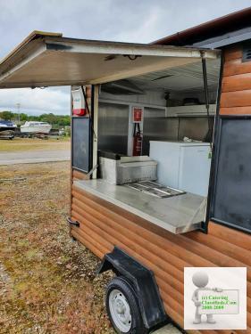 Catering van/trailer