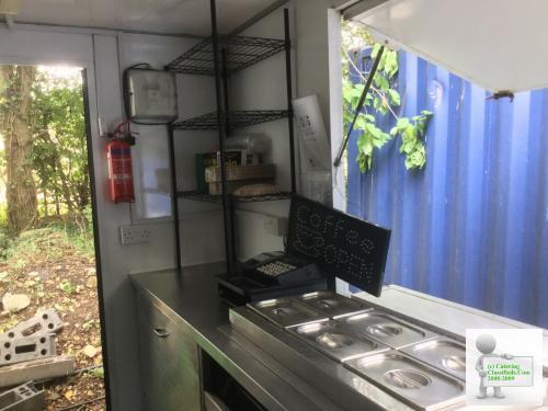 Catering Trailer Burger Van / Catering Trailer  LWB
