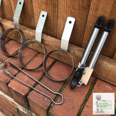 Various utensils