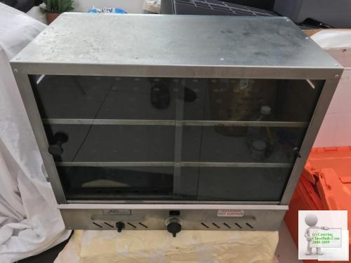 Lpg Hot Display Cabinet /pie warmer