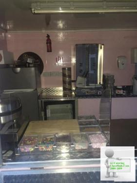 Chocolate Kebab Van