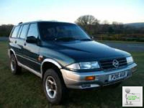 SSANGYONG Musso 2.9 D S
