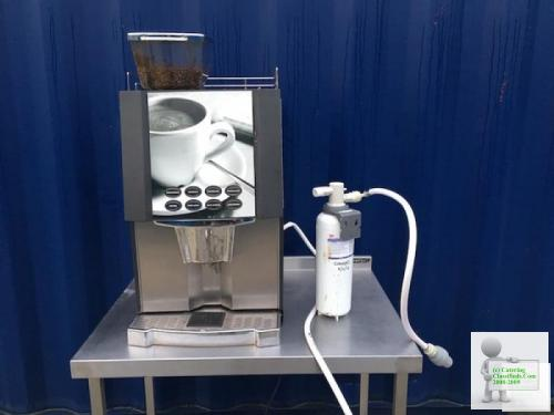 4x Coffetek Automatic Bean to Cup Coffee Machine