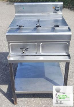 3 Basket Electric Fryer