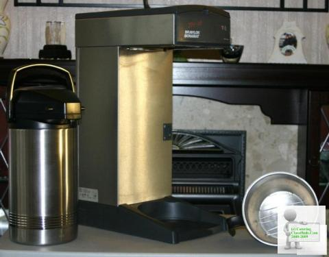 Bravilor TH10 Thermos Airpot Brewing Catering Coffee Machine