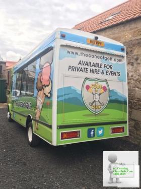 Ice Cream van/Shop