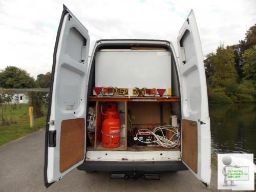 Catering Van 2011