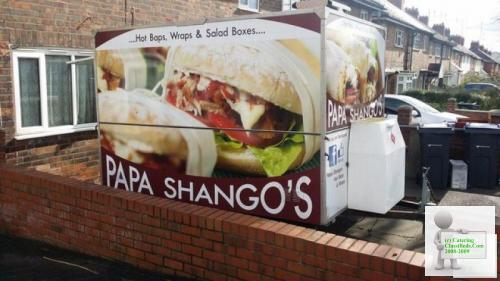 !0' Catering Trailer