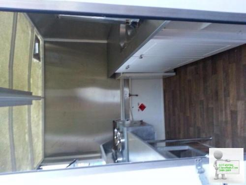 8x6 Catering Trailer for sale