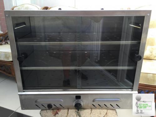 AJC Heated Display Cabinet