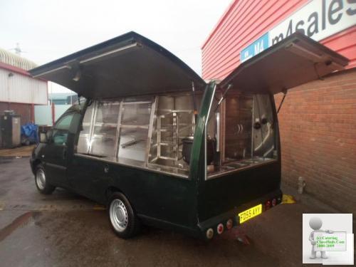 Fiat Scudo JTD SX CATERING VAN