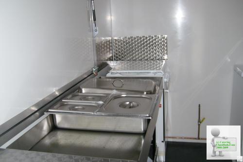 10x6 Catering trailer  £5000 ovno