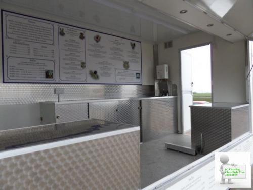 Citroen Relay 35 L3 HDI LWB Catering Van