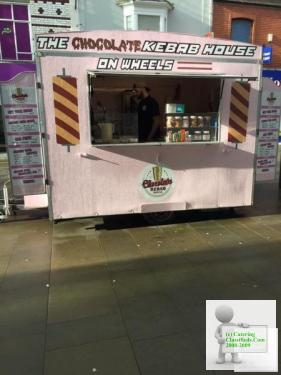 Chocolate Kebab Van
