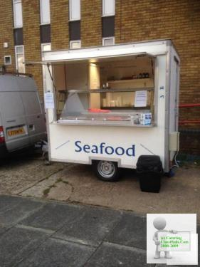 Seafood Stall open to Offers