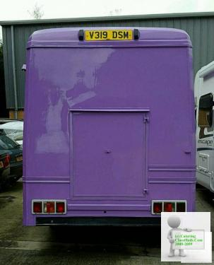 Ice Cream Van project