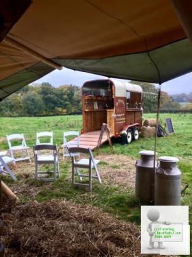 Catering trailer Mobile Bar