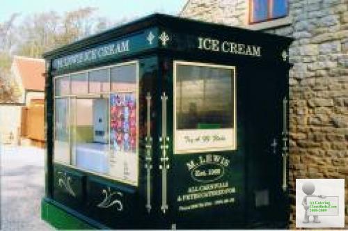 Ice Cream Trailer
