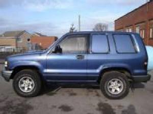 1994 L Reg ISUZU TROOPER 3.1 Turbo 3dr