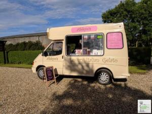 Retro Luxury Ice-Cream Van Hire (Abbyo's Ice Cream Van) - Weddings, Sports days, Birthdays