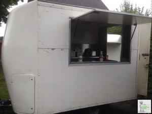 Catering Trailer 8x6