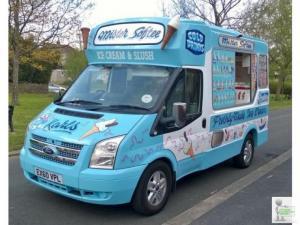 Ice cream business - LONDON,