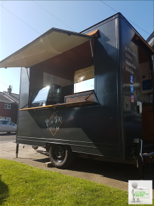 Bespoke Coffee Trailer
