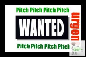 pitch wanted or business in northamptonshire