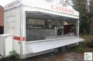 16ft catering van
