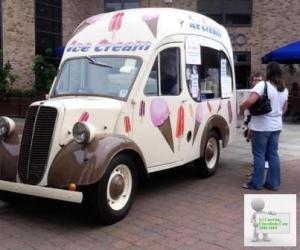 Vintage Ice Cream Van Wanted TOP PRICE PAID