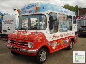 Cash Paid for your OLD ICE CREAM VAN