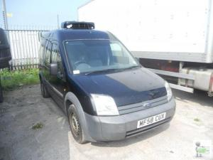 Ford Transit Connect Fridge van