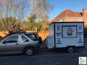 Catering/butty van for sale