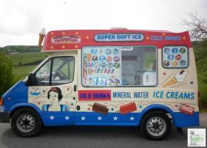 1998 ice cream van