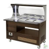 Wooden Buffet / Salad Bar