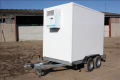 Refrigerated Chiller Trailer