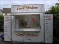 Coffe trailer